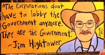 Jim Hightower Government