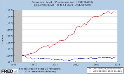 employment 55+