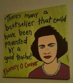 Flannery O Connor Panhandle