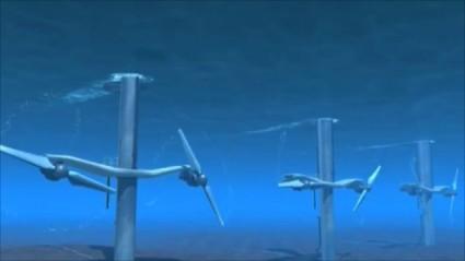 tidal array