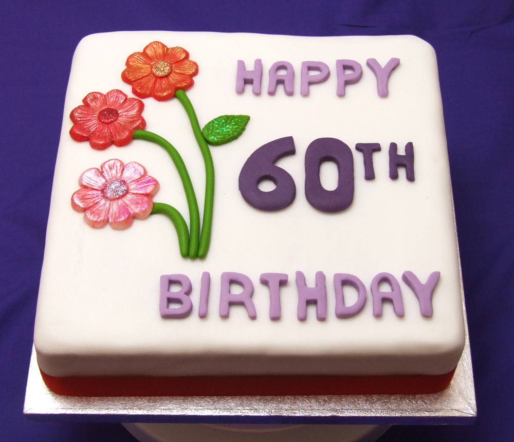 Birthday Cake Design 60 Years Old : God, I m old Suburban Guerrilla. Susie Madrak