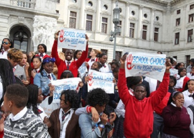 Charter School Rally for Reform