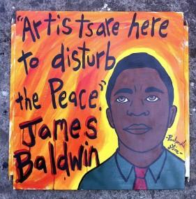 Peace James