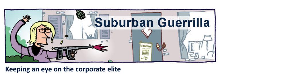 Suburban Guerrilla. Susie Madrak