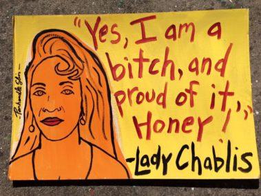 Lady Chablis