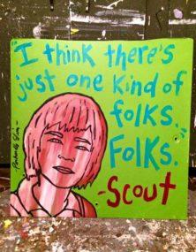 Scout Washington